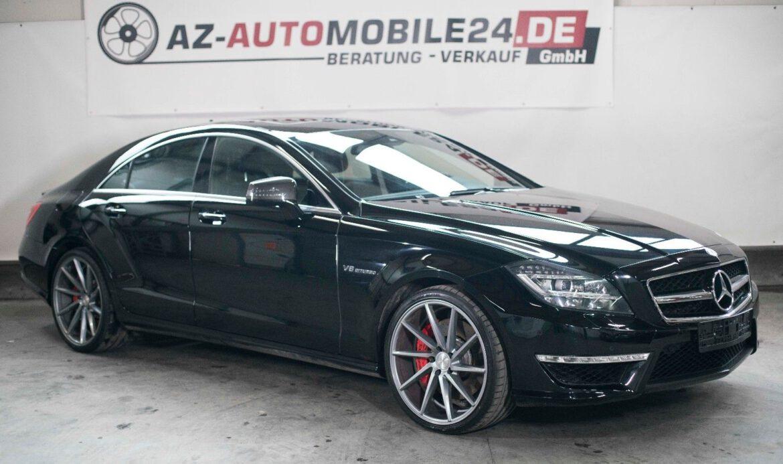 Mercedes-Benz CLS 63 AMG  //   S  //   4-MATIC IMPORT