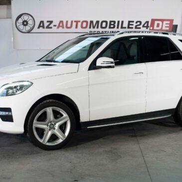 Mercedes-Benz M-Klasse ML 500 BlueEfficiency