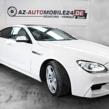 BMW 640i xDrive Gran Coupe  IMPORT