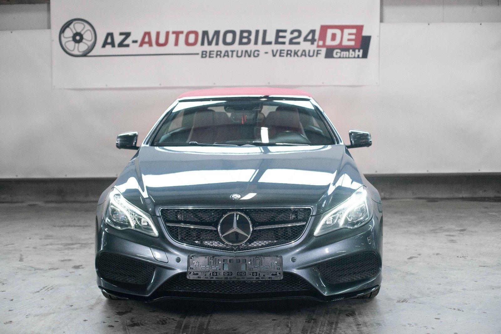 Mercedes Benz E Klasse Cabrio E 350 CGI BlueEfficiency Import – AZ