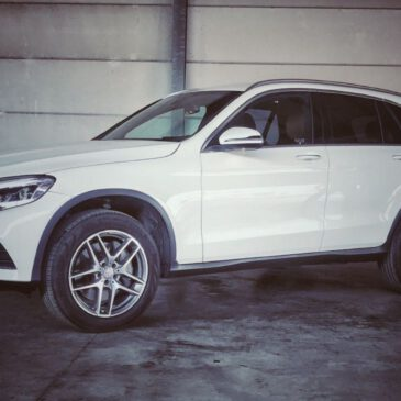 Mercedes-Benz GLC-Klasse GLC 300 4Matic Import