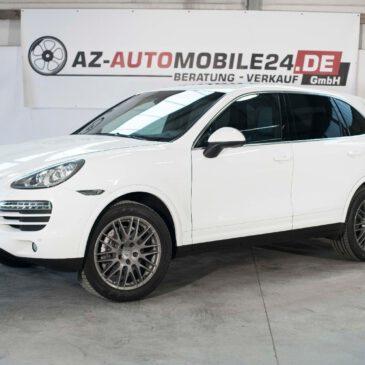 Porsche Cayenne Basis 24 MONATEN GARANTIE