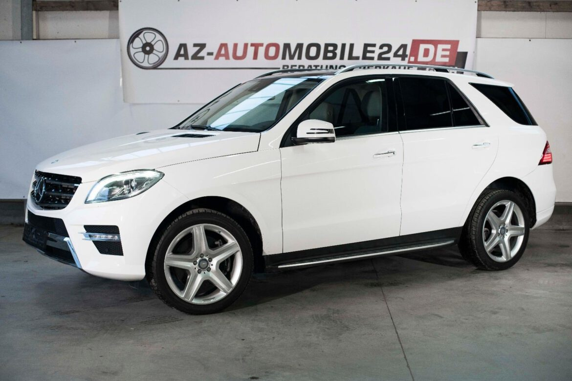 Mercedes-Benz M-Klasse ML 500 BlueEfficiency