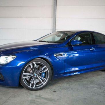 BMW Baureihe 6 Gran Coupe M6  //  GARANTIE  //