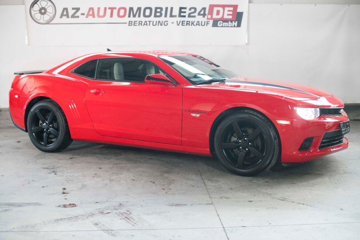 Chevrolet Camaro Coupe 3.6 RS