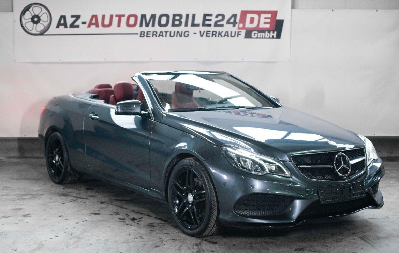 Mercedes-Benz E-Klasse Cabrio E 350 CGI BlueEfficiency Import