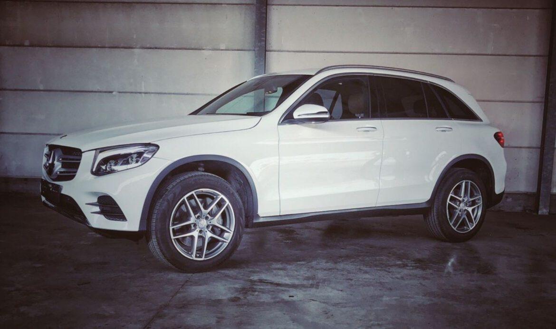 Mercedes-Benz GLC-Klasse GLC 300 4Matic Import