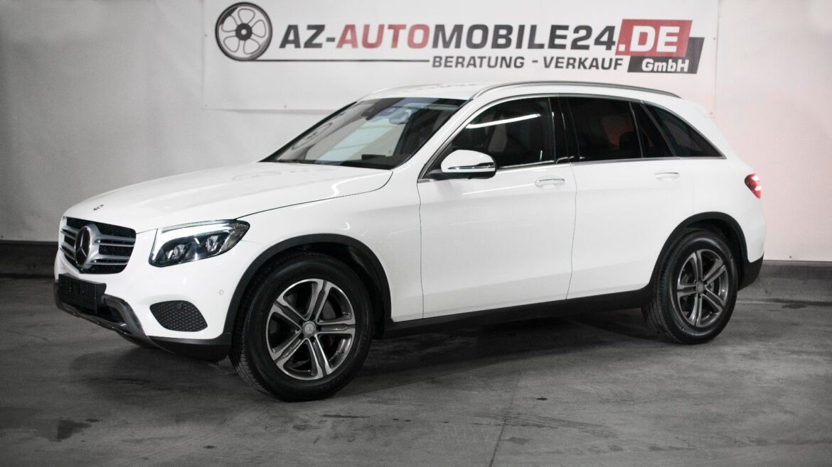 Mercedes-Benz GLC-Klasse GLC 300 4Matic